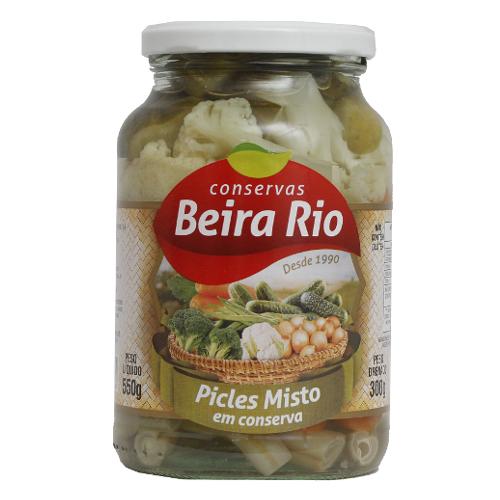 Picles Misto300 gramas